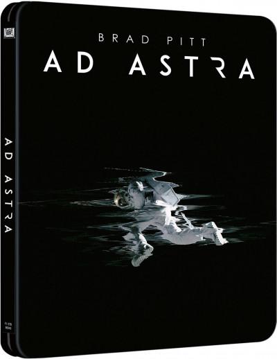 James Gray - Ad Astra - Út a csillagokba - Steelbook - 4KUltraHD+Blu-ray