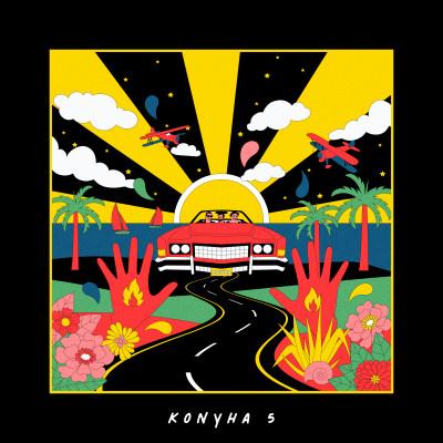 Konyha Zenekar - 5. - CD