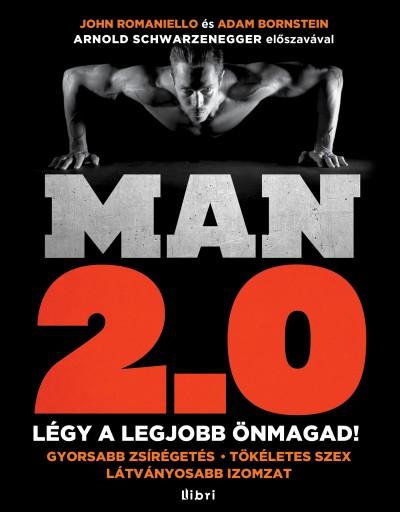 Adam Bornstein - John Romaniello - Man 2.0