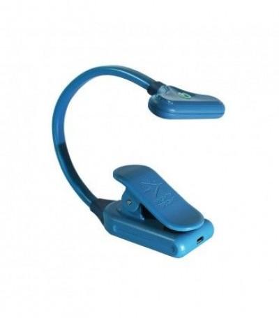 - NuFlex LED-es olvasó lámpa-Kék