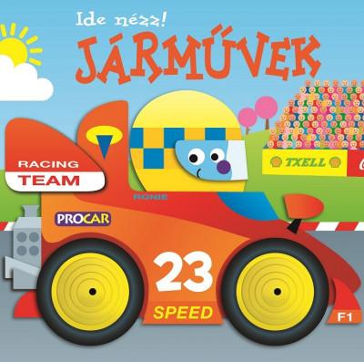 Jordi Busquets - Ide nézz! - Járművek