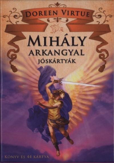 Doreen Virtue - Mihály arkangyal jóskártyák