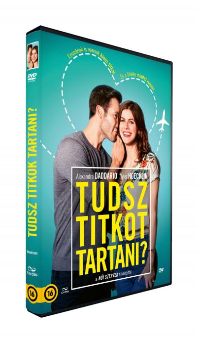 Elise Duran - Tudsz titkot tartani? - DVD