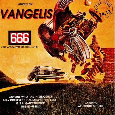 Vangelis - 666 - CD
