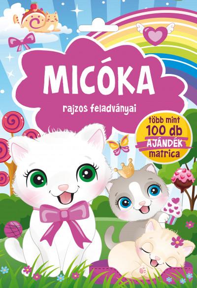 Erneszt Anna  (Szerk.) - Micóka rajzos feladványai