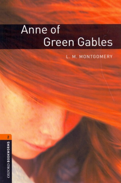 Lucy Maud Montgomery - Anne of Green Gables - CD inside
