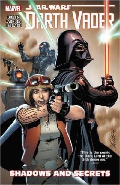 Kieron Gillen - Salvador Larroca - Star Wars: Darth Vader Vol.2 - Shadows and Secrets