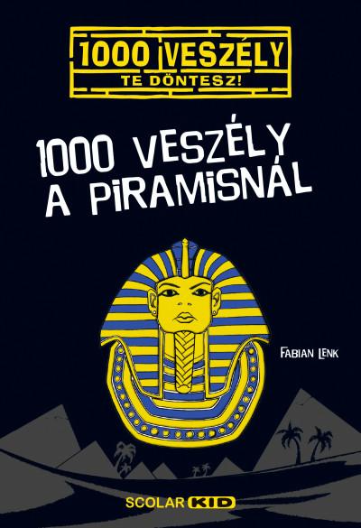 Fabian Lenk - 1000 veszély a piramisnál