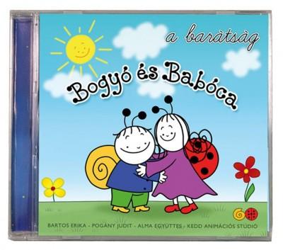 Alma Egy�ttes - Bartos Erika - Pog�ny Judit - Bogy� �s Bab�ca - A bar�ts�g - Hangosk�nyv