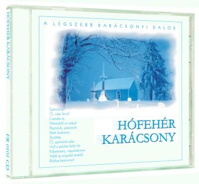 - Hófehér karácsony - A legszebb karácsonyi dalok - CD