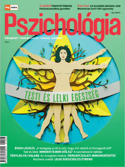 - HVG Extra Magazin - Pszichológia 2021/03