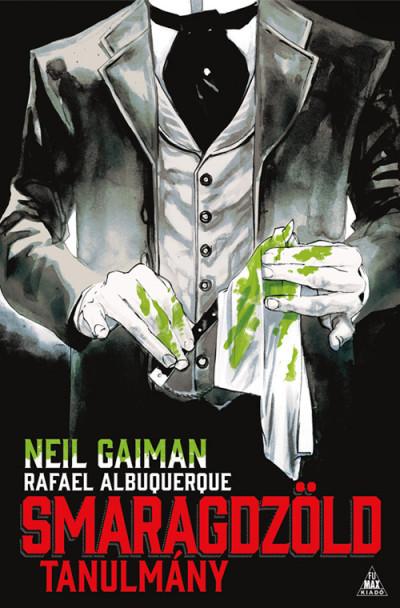 Neil Gaiman - Smaragdzöld tanulmány