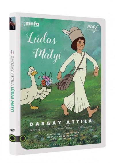 Dargay Attila - Lúdas Matyi - DVD