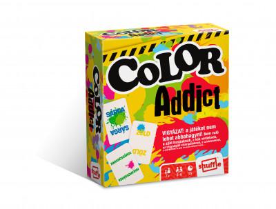 - Color Addict - Legyél Te is színfüggő!