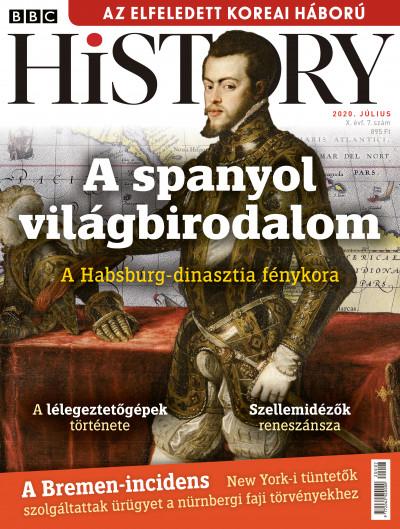 - BBC History - 2020. X. évfolyam 07. szám - július
