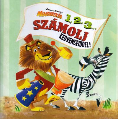- Madagaszkár - 1, 2, 3... - Számolj kedvenceiddel! / Színek a vonaton