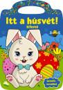 Bóka Fruzsina  (Szerk.) - Itt a húsvét! - Kifestő