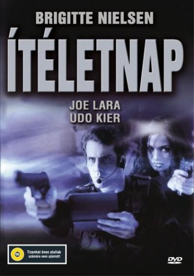J. Michael Sarna - Ítéletnap - DVD