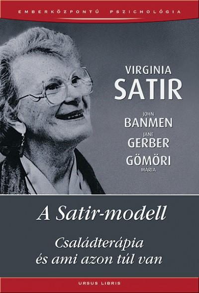 John Banmen - Jane Gerber - Gömöri Mária - Virginia Satir - A Satir-modell