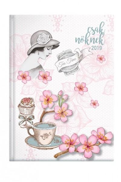 női naptár Egyéb: Női naptár tea B/6 napi   2019 női naptár