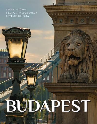 Száraz Miklós György - Budapest könyv