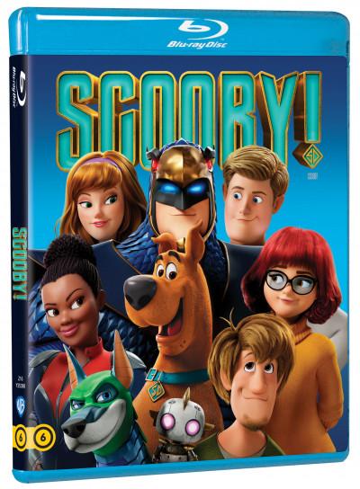 Tony Cervone - Scooby! - Blu-ray