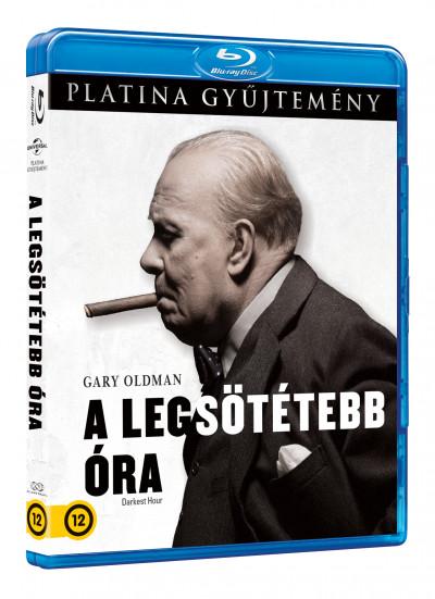 Joe Wright - A legsötétebb óra - Blu-ray