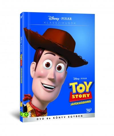 John Lasseter - Toy Story - Extra változat Digibook