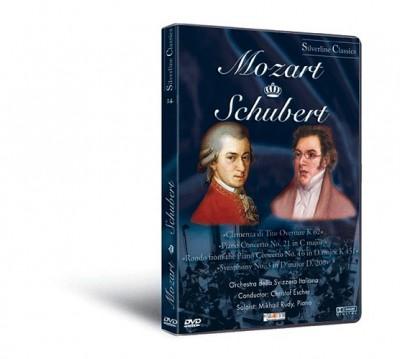 - Silverline Classics -  Mozart-Schubert (1986) - DVD