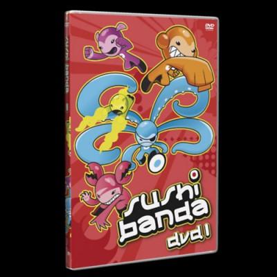 - Sushi banda DVD 1