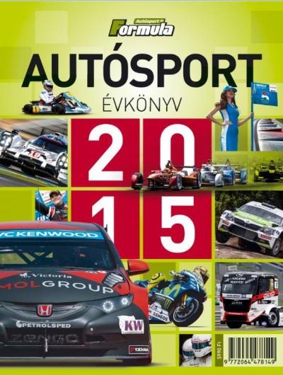 Bethlen Tamás - Autósport évkönyv 2015