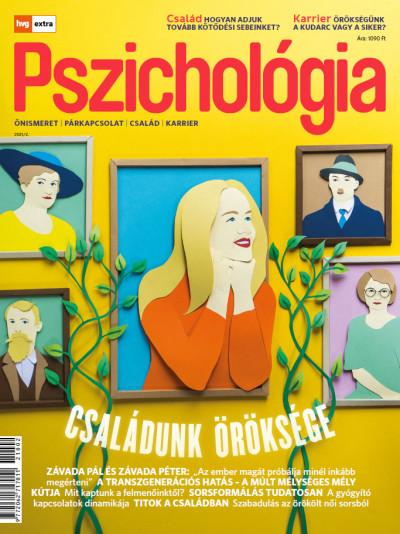 - HVG Extra Magazin - Pszichológia 2021/02