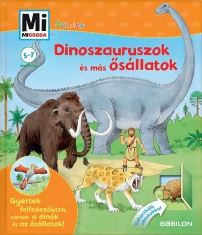 Bärbel Oftring - Dinoszauruszok és más ősállatok