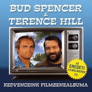 Hargittay G�bor (SZERK.) - Mikl�s Attila (SZERK.) - Tam�s P�ter (Szerk.) - Bud Spencer �s Terence Hill Filmzenealbum - CD