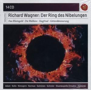 - Der Ring des Nibelungen - 14 CD