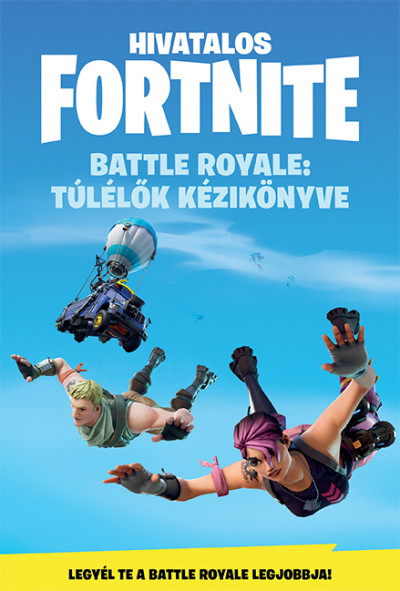 - Hivatalos Fortnite - Battle Royale: