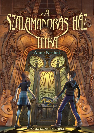 Anne Nesbet - A Szalamandrás ház titka