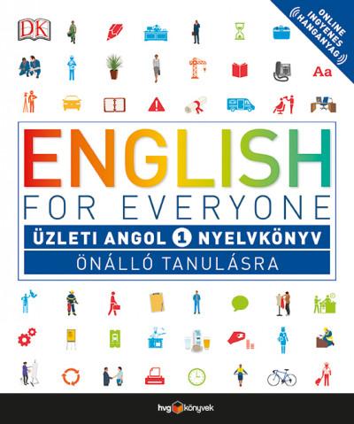 - English for Everyone: Üzleti angol 1. nyelvkönyv