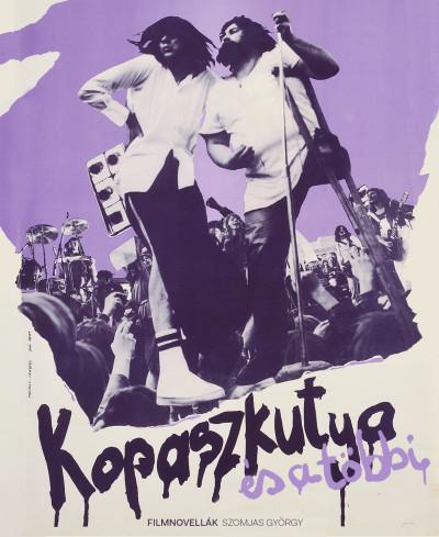 Szomjas György - Kopaszkutya és a többi
