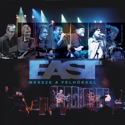 East - Messze a felhőkkel Életmű koncert - 2CD
