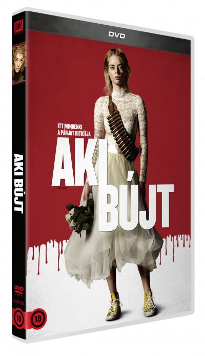 Matt Bettinelli-Olpin - Tyler Gillett - Aki bújt - DVD
