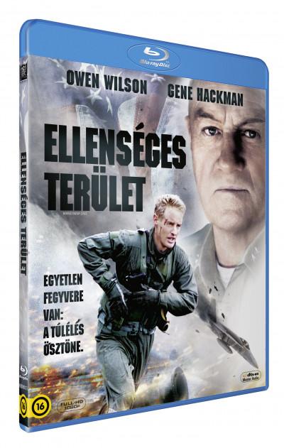 John Moore - Ellenséges terület - Blu-ray
