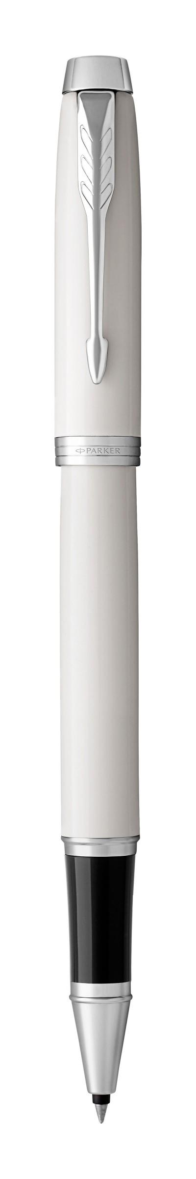 - Parker Royal Im - fehér, ezüst klipsz 1931674 - rollertoll
