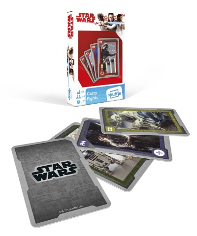 - Star Wars - MINI Crazy Eights kártya
