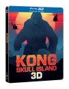 Jordan Vogt-Roberts - Kong: Koponya-sziget - 3D Blu-ray + Blu-ray (fémdobozos)