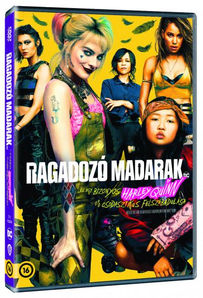 Cathy Yan - Ragadozó madarak (és egy bizonyos Harley Quinn csodasztikus felszabadulása) - DVD