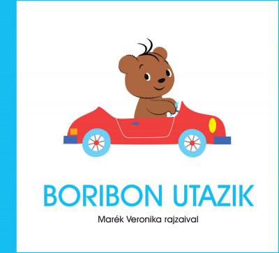 Marék Veronika - Boribon utazik