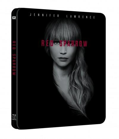 Francis Lawrence - Vörös veréb - limitált, fémdobozos változat - Blu-ray
