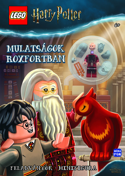 - LEGO Harry Potter - Mulatságok Roxfortban