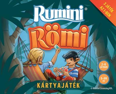 - Rumini römi - kártyajáték